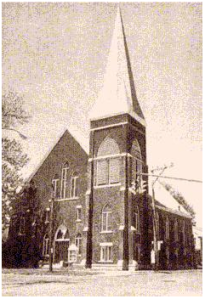 Thompson AME Zion Church